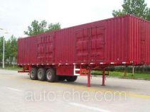 Dalishi JAT9382XXY box body van trailer