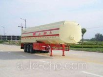 Dalishi JAT9390GHY chemical liquid tank trailer