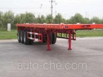 Yongxuan JAT9390TJZ container carrier vehicle