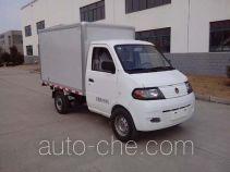 达福迪牌JAX5022XXYBEV型纯电动厢式运输车