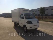 Dafudi JAX5024XLCBEVF266LB15M2X1 electric refrigerated truck