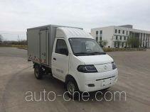 达福迪牌JAX5024XXYBEVF216LB15M2X1型纯电动厢式运输车