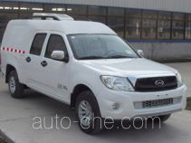 Nvshen JB5020XLLE4 cold chain vaccine transport medical vehicle