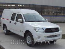 Nvshen JB5020XXYK4 box van truck