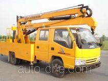 Nvshen JB5051JGK aerial work platform truck