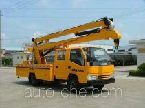 Nvshen JB5058JGK aerial work platform truck