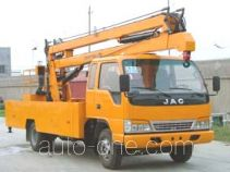 Nvshen JB5060JGK aerial work platform truck