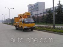 Nvshen JB5061JGK aerial work platform truck