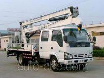 Nvshen JB5065JGK aerial work platform truck