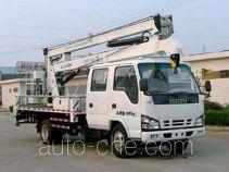 Nvshen JB5067JGK aerial work platform truck