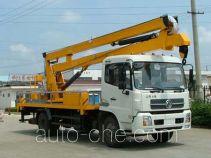 Nvshen JB5111JGK aerial work platform truck