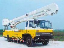 Nvshen JB5130JGK aerial work platform truck