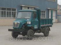 Jubao JBC2510CD low-speed dump truck