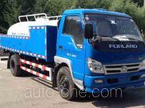 Wantu JBG5100GQX sewer flusher truck