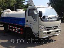 Wantu JBG5100GXE suction truck