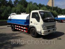 Wantu JBG5120GXE suction truck