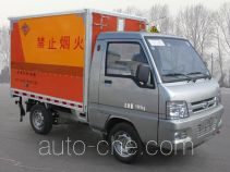 Jiancheng JC5020XQYBJ4 explosives transport truck