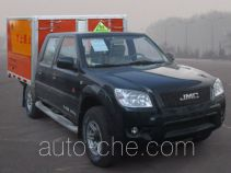 Jiancheng JC5021XQYJX4 explosives transport truck