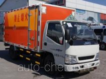 Jiancheng JC5040XQYJX4 explosives transport truck