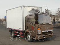 Jiancheng JC5041XLCCA refrigerated truck