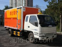 Jiancheng JC5051XQYJX explosives transport truck
