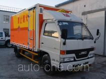 Jiancheng JC5060XQYJX4 explosives transport truck