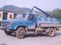 Jiancheng JC5090GXW sewage suction truck