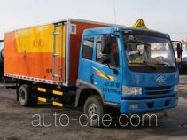 Jiancheng JC5121XQYCA explosives transport truck