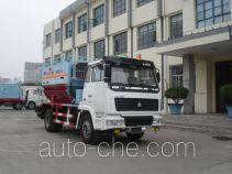 Jiancheng JC5160THZ explosive mixture transport truck
