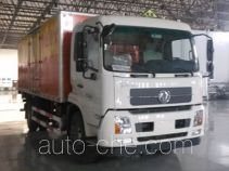 Jiancheng JC5161XQYDFL4 explosives transport truck