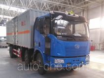 Jiancheng JC5200XQYCA4 explosives transport truck