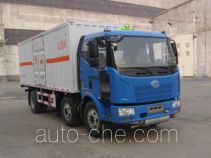 Jiancheng JC5210XQYCA explosives transport truck