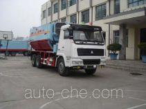 Jiancheng JC5250THZ explosive mixture transport truck