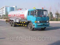 Jiancheng JC5251GYQ liquefied gas tank truck