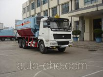 Jiancheng JC5251THZZZ ammonuim nitrate and fuel oil (ANFO) on-site mixing truck