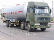 Jiancheng JC5310GYQ liquefied gas tank truck