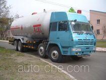 Jiancheng JC5310GYQSX liquefied gas tank truck