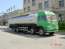 Jiancheng JC5310GYS liquid food transport tank truck