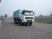 Jiancheng JC5310XXY box van truck