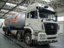 Jiancheng JC5311GYQZZ4 liquefied gas tank truck
