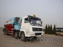Jiancheng JC5311THZZZ ammonuim nitrate and fuel oil (ANFO) on-site mixing heavy truck