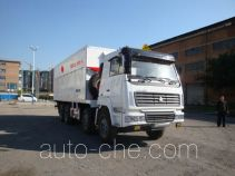 Jiancheng JC5312THRZZ emulsion explosive on-site mixing truck