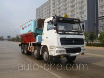 Jiancheng JC5312THZZZ ammonuim nitrate and fuel oil (ANFO) on-site mixing truck