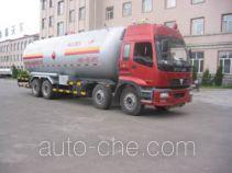 Jiancheng JC5316GYQ liquefied gas tank truck