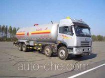 Jiancheng JC5318GYQ liquefied gas tank truck