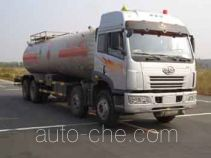 Jiancheng JC5319GYQ liquefied gas tank truck
