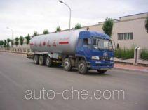 Jiancheng JC5370GYQ liquefied gas tank truck