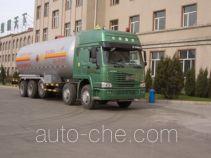 Jiancheng JC5380GYQ liquefied gas tank truck