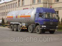 Jiancheng JC5390GYQ liquefied gas tank truck