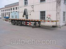 Jiancheng JC9400TJZ container carrier vehicle